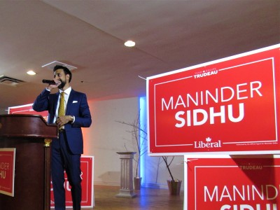 Raj Grewal's demise and a strong push by the NDP can't keep the Liberals out of Brampton East