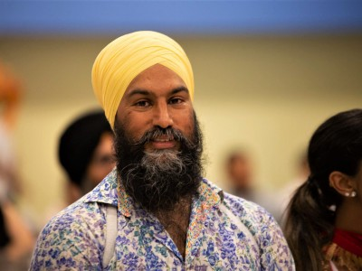 Singh reaffirms Brampton infrastructure commitments even in a coalition, but funding details remain vague