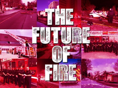 The Future of Fire: Adapting to protect a growing city