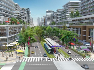 The heavy lifting on the city's light rail debate