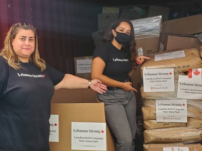 'The Lebanese people will never forget' – a month after deadly explosion, Lebanese-Canadians continue badly needed fundraising efforts