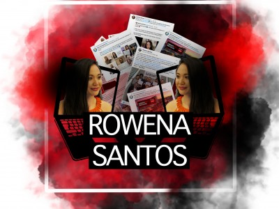 The online impersonation of local councillor Rowena Santos