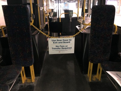 Safety concerns for frontline workers over COVID-19 went unheeded by MiWay, transit union says