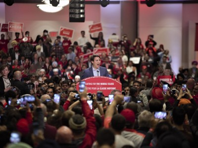 Trudeau was back in Peel, again, but fails to commit to specific local needs in Mississauga and Brampton