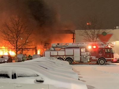Brampton's fire service needs more resources to keep up with a growing city