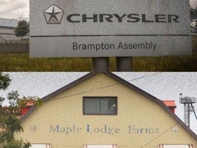Two of Brampton's biggest employers continue to grapple with COVID-19