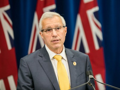 Vic Fedeli moves to sue Mayor Patrick Brown over claims made in Take Down memoir
