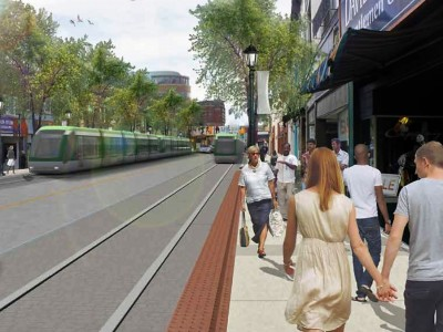 While LRT extension into downtown Brampton remains a dream, Hurontario project moves ahead