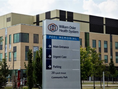 William Osler wanted a 'White man's country'; Brampton's healthcare system says it's open to conversations about the name on its buildings
