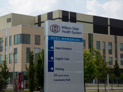 With new hospital years away, $20 million funded by Brampton taxpayers sits on a shelf
