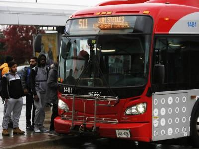 With ridership hitting the gas, Brampton considers new tax to rev up transit