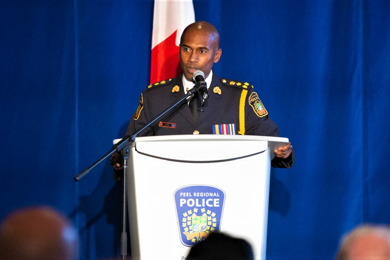 A 'deep, integrated relationship with the community' is how Peel's new police chief hopes to rebuild trust and tackle rising violent crime