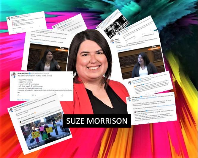 A modern politician who gets social media's true value