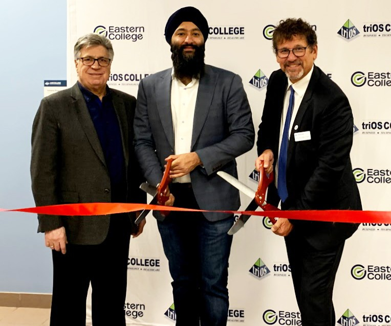 As triOS College expands Brampton also wants its very own university