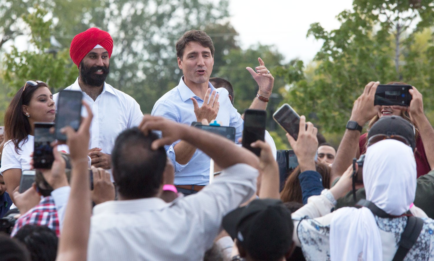 As Trudeau announces plan for 350,000 immigrants a year, Brampton MP says 'buck stops at council' to fund growth