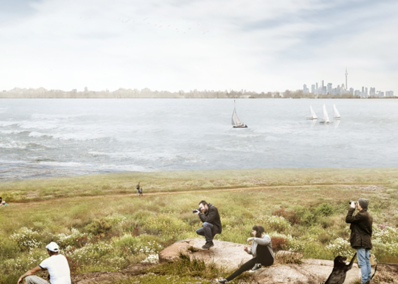 As waterfront development booms, Mississauga outlines its long-term plans to battle climate change