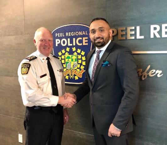 Bobble-heads on Peel's police board won't do