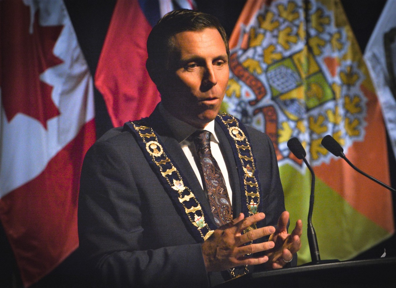 Brampton councillors raise red flags after man with ties to Patrick Brown handed consultant's job for proposed Municipal Development Corporation
