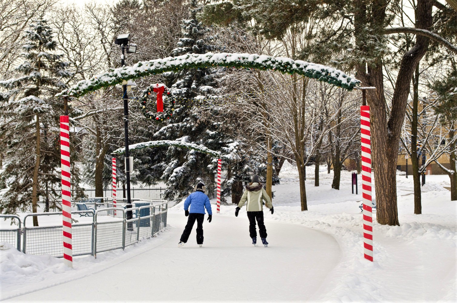 Brampton keeps outdoor amenities open amid province-wide stay at home order