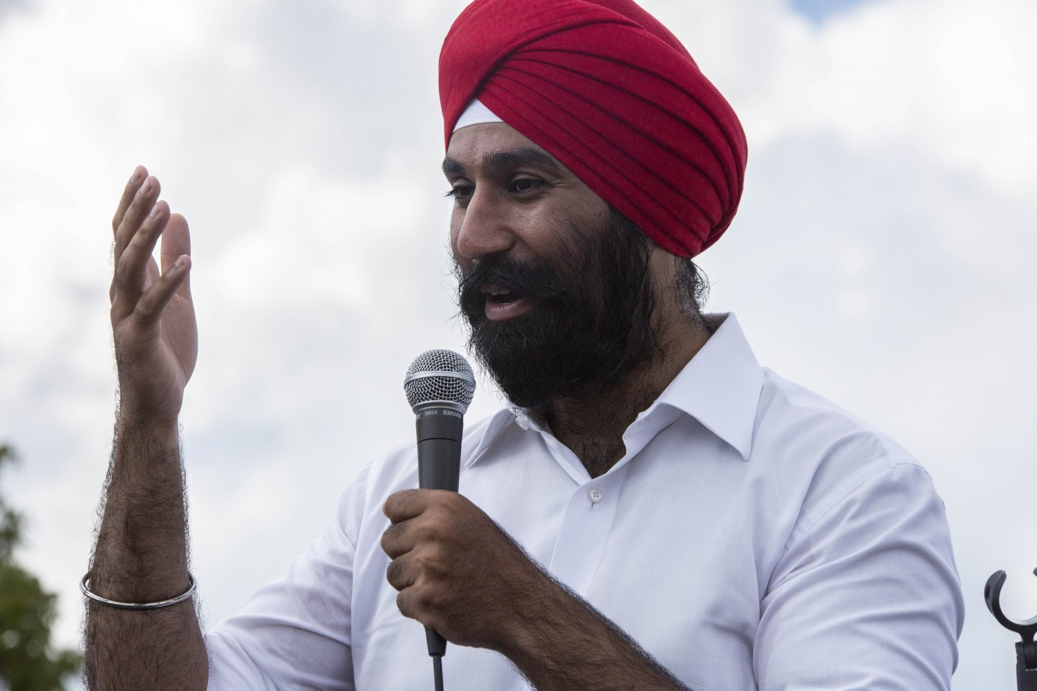 Update: Brampton MP Raj Grewal resigned over gambling problem