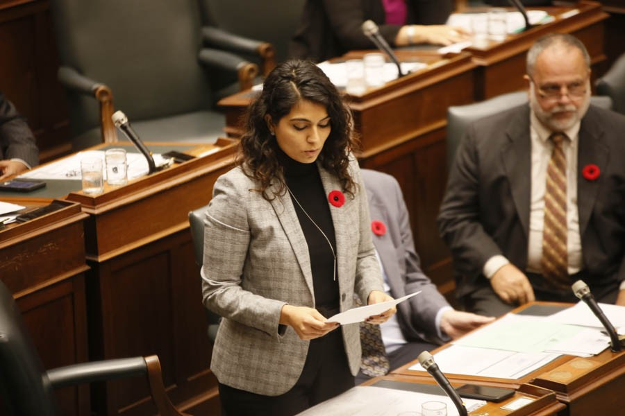 Brampton MPP Sara Singh accuses Premier Ford of covering up sexual misconduct scandal