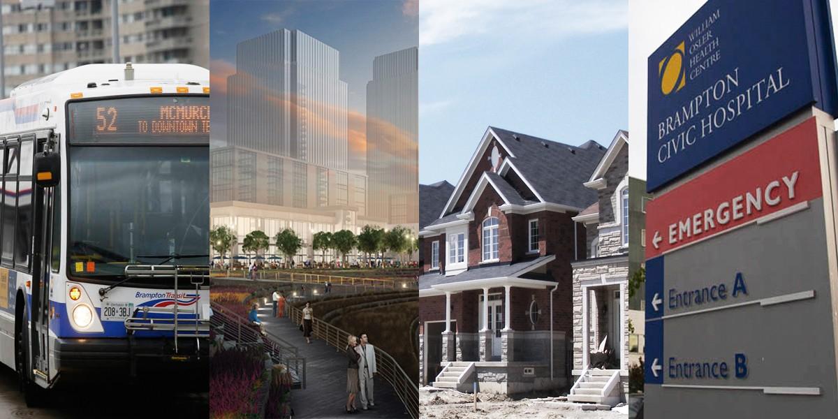 Brampton needs help from Ottawa before infrastructure gap becomes unbridgeable