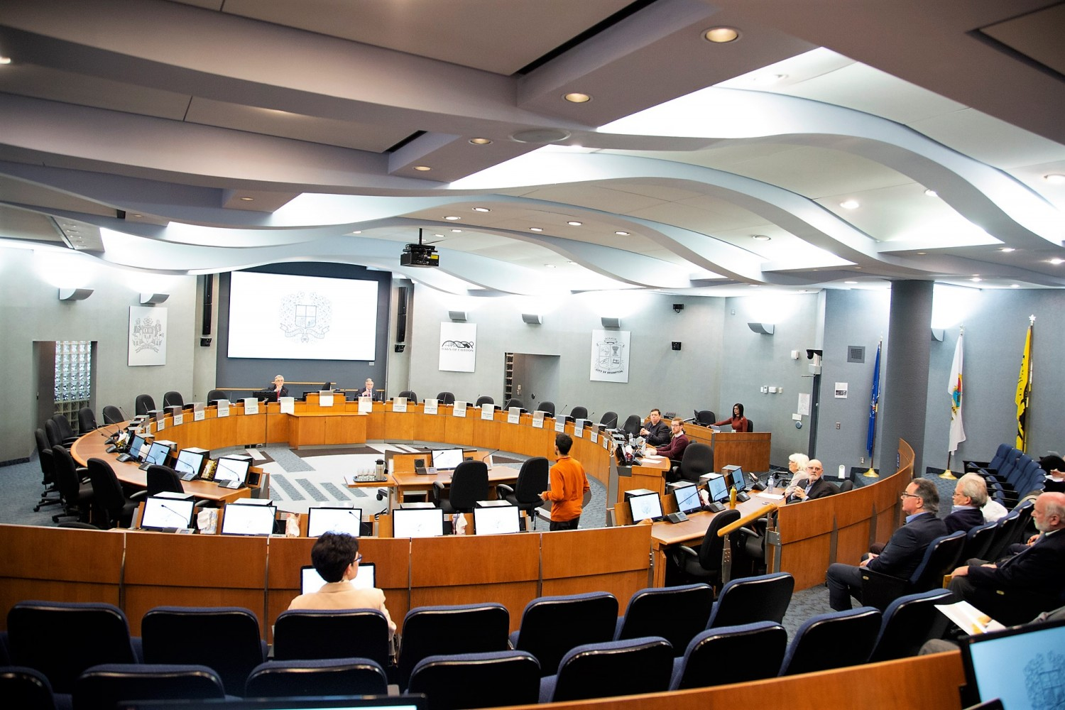 Brampton residents a no-show at meeting with regional government review advisers