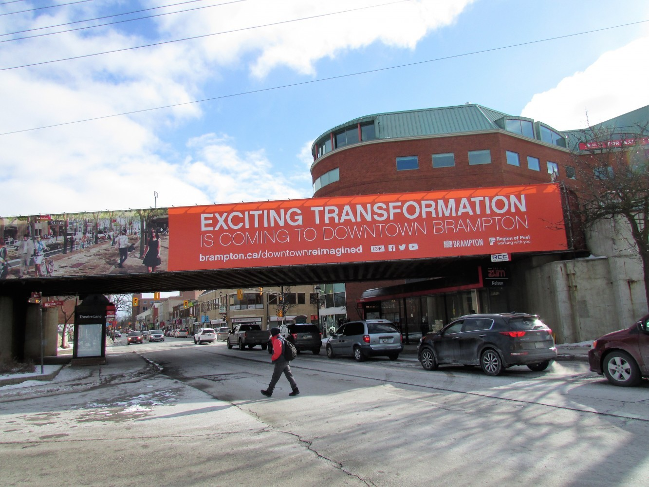 Brampton's plans for future downtown redevelopment on hold