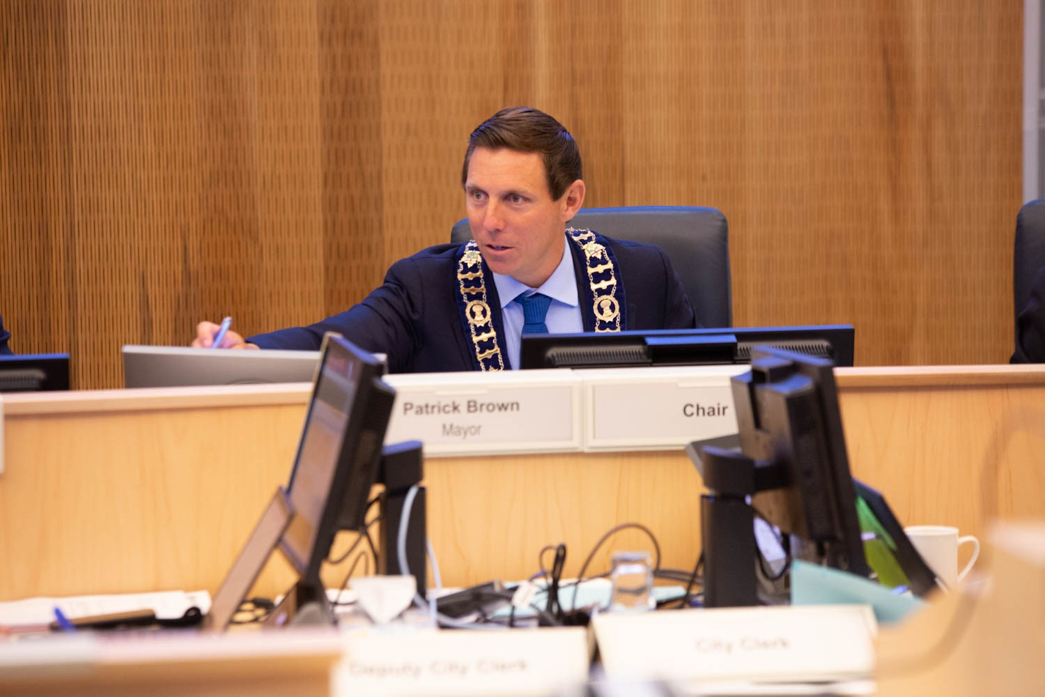 Brown's pay-for-it-later approach to governing sees another tax freeze on City's share of 2021 property bill