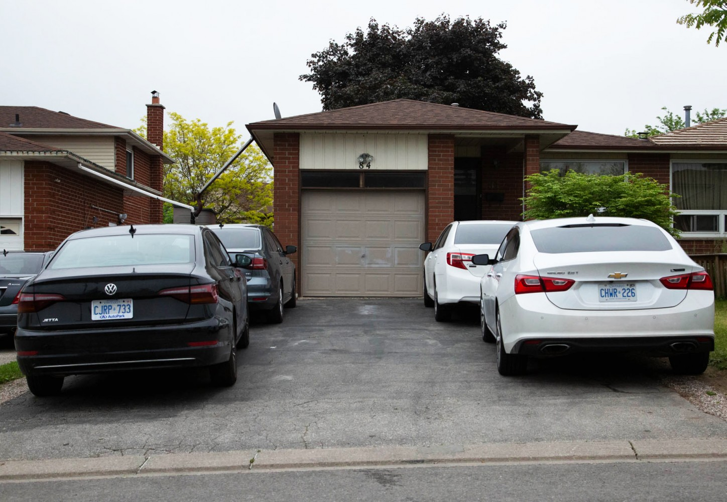 Cars piling up on Brampton lawns and driveways forces city to act