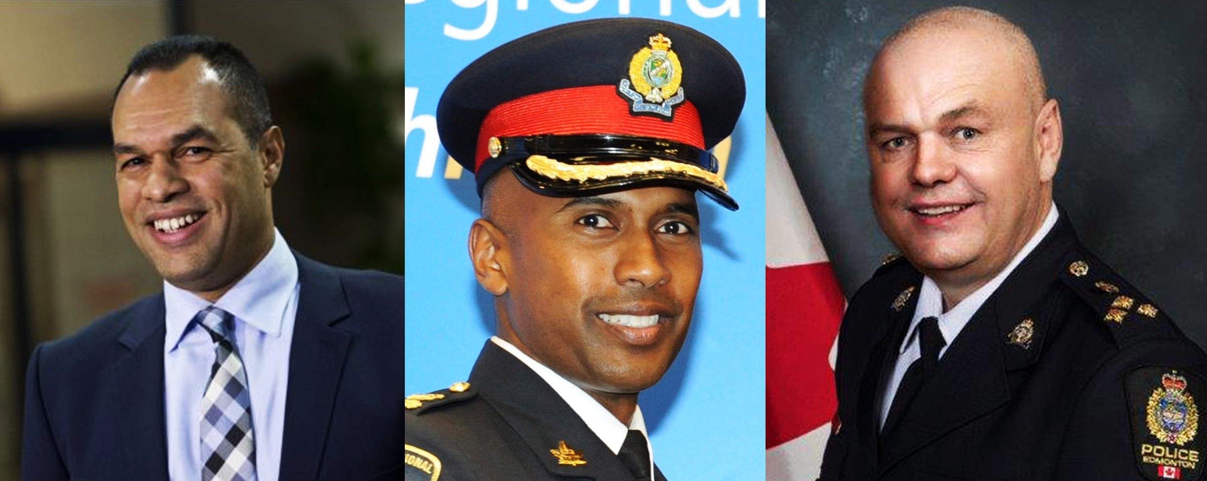 Changing of the guard: trio of new police chiefs has power to modernize the course of policing in Canada