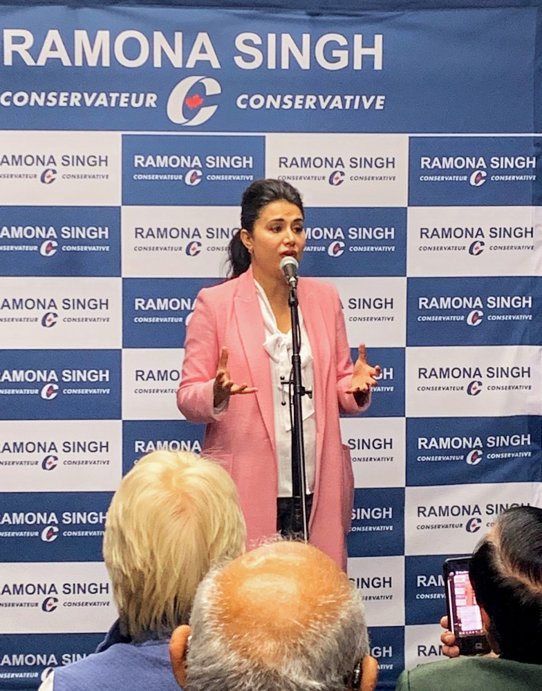 Conservatives' Ramona Singh vows to curb 'devastating' violence after win in Brampton East