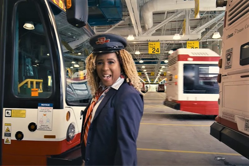Could a viral ad campaign like the TTC's 'Welcome Back' spot help returnriders to MiWay?