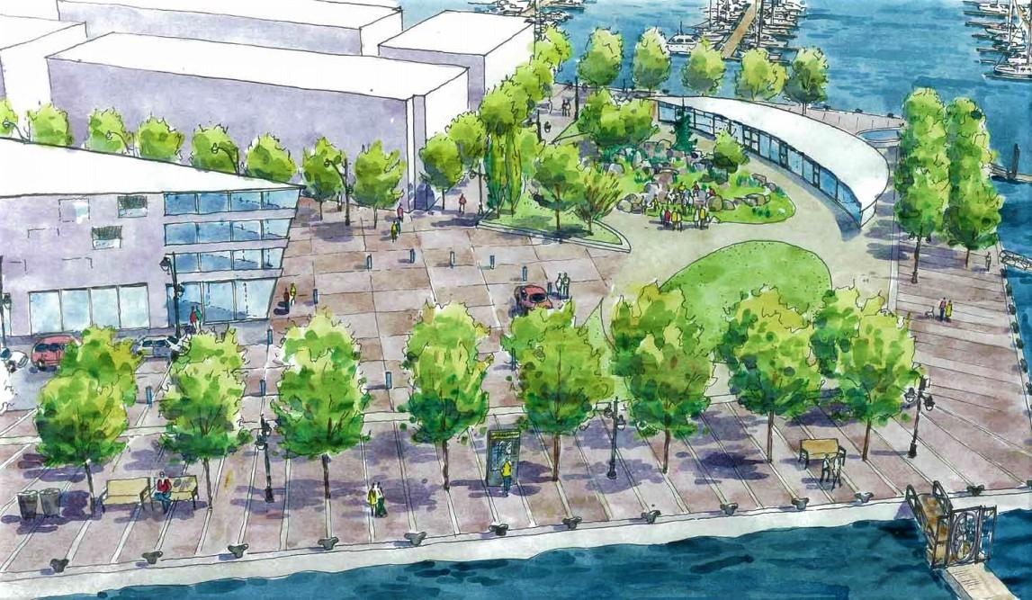 Could innovative financing plan fund Mississauga's Port Credit Marina development?