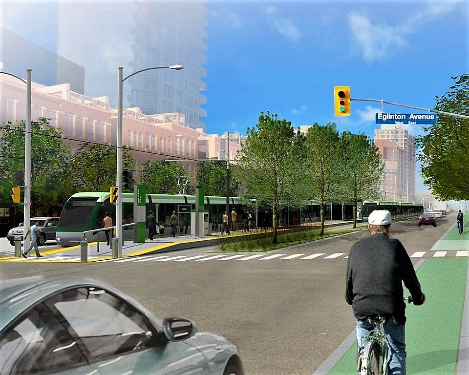 Development along the Hurontario LRT will change Mississauga forever