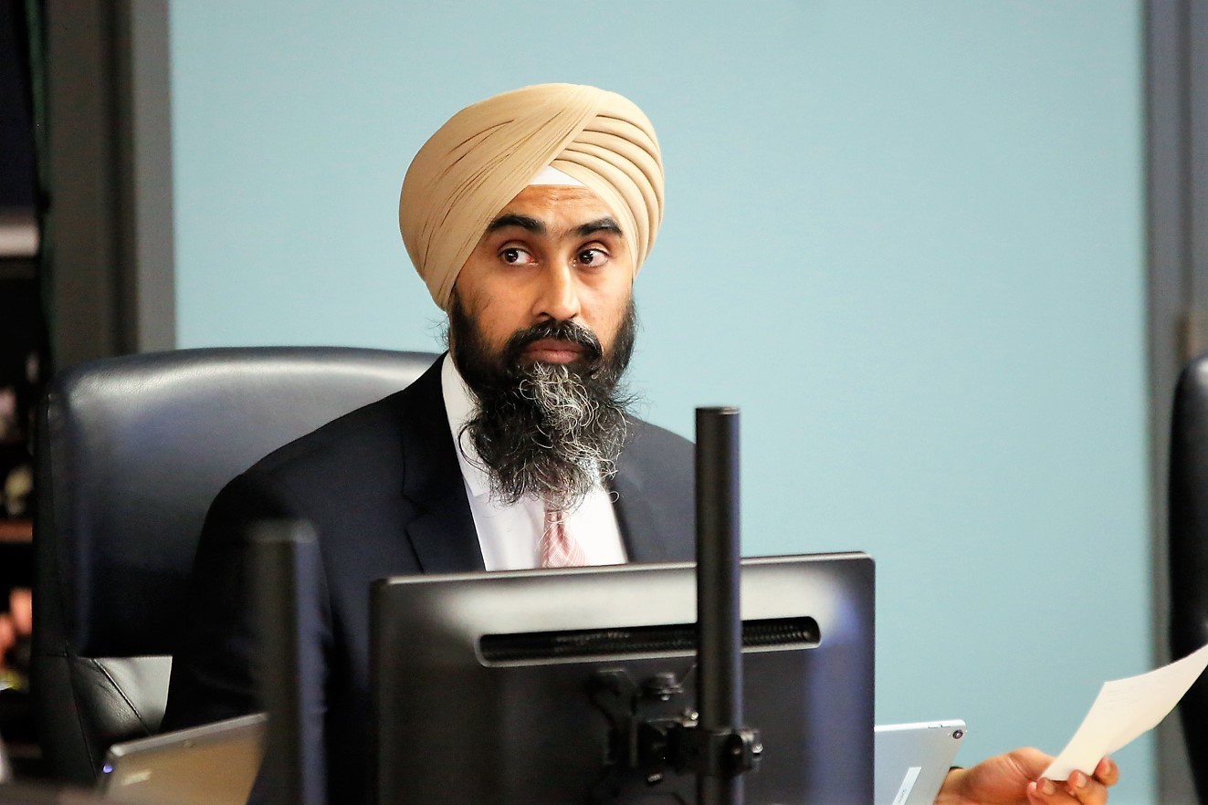 Dhillon refuses to resign after Council demands he step down amid allegations of sexual assault