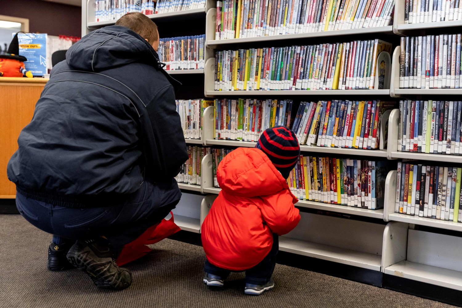 E-readership and other downloadable content vault Mississauga's 'virtual library' into the digital future