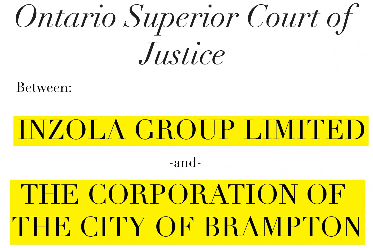 Eight-year legal saga to end soon with decision in $28.5M lawsuit against the City expected in coming weeks