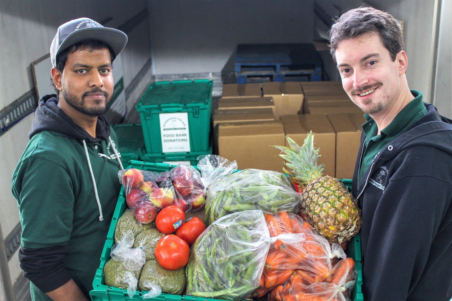 Food security for thousands of families in Peel still a concern