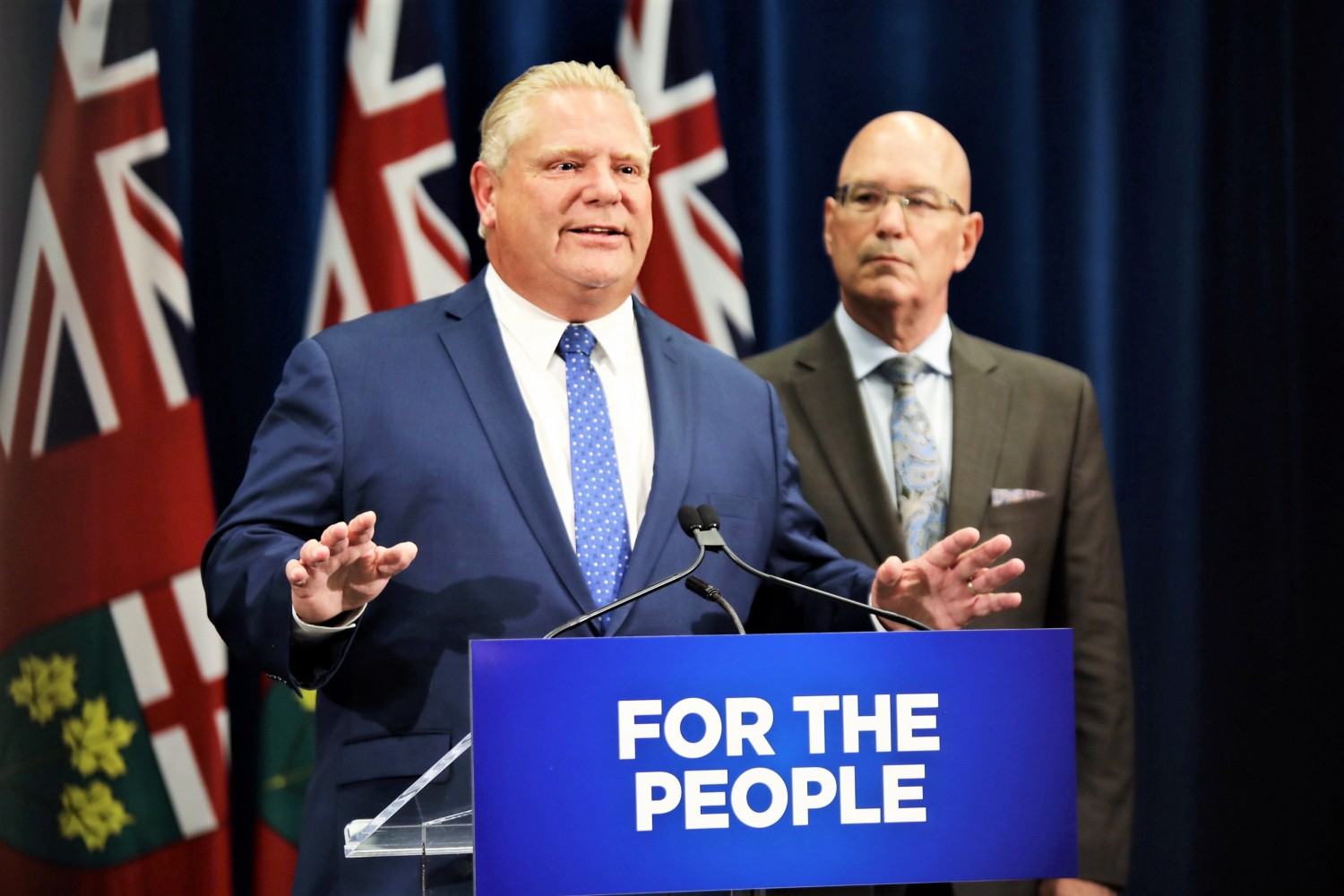 Ford's refusal to guarantee paid sick days for essential workers harming Peel's vulnerable labour force