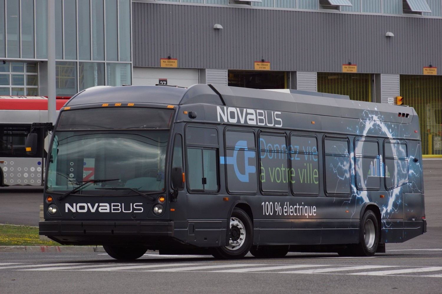 Funding boost for Brampton and Mississauga's green bus projects