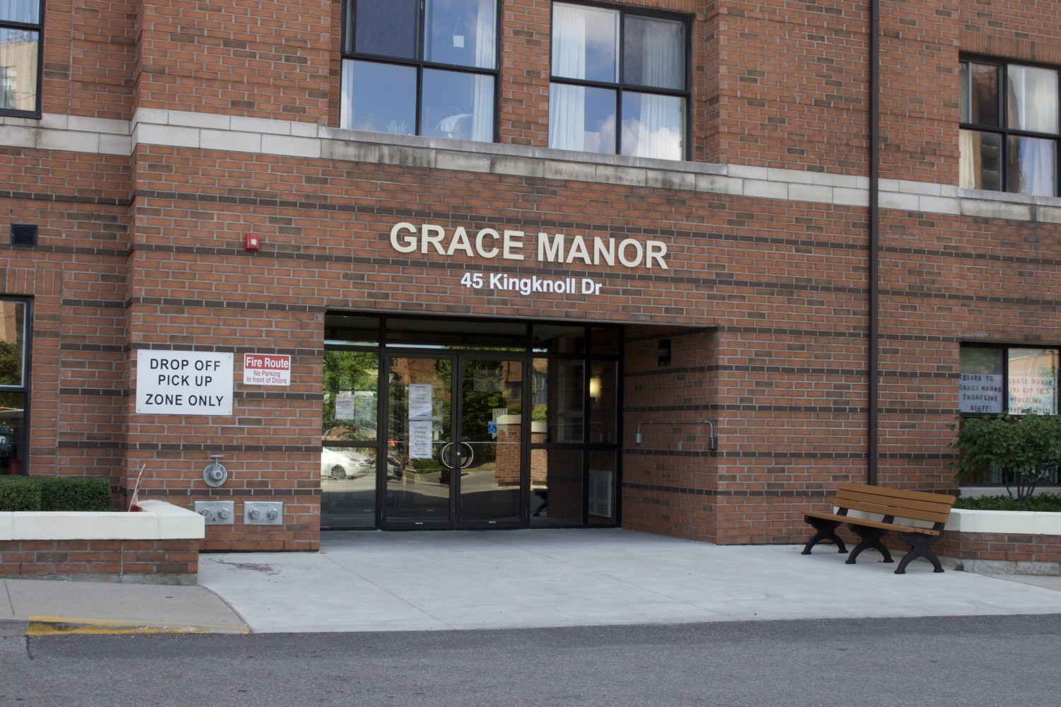 Grace Manor back on its feet, but administrative gaps remain a concern