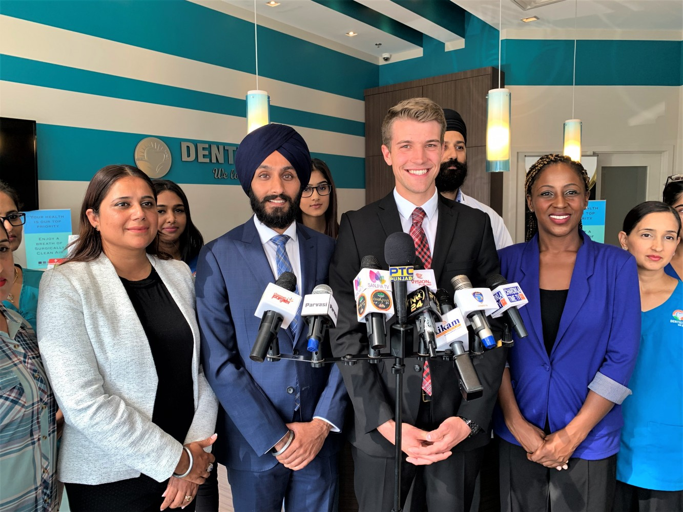 'Healthcare Plan for Brampton' repackages NDP promises in party's ambitious drive for city's five ridings