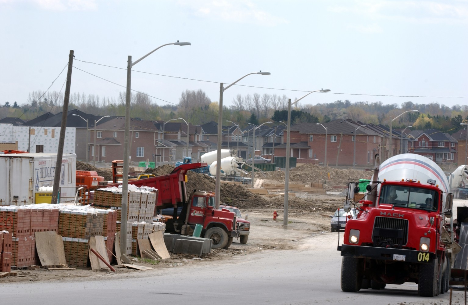 Housing development roaring along in Brampton, Bill 108 notwithstanding
