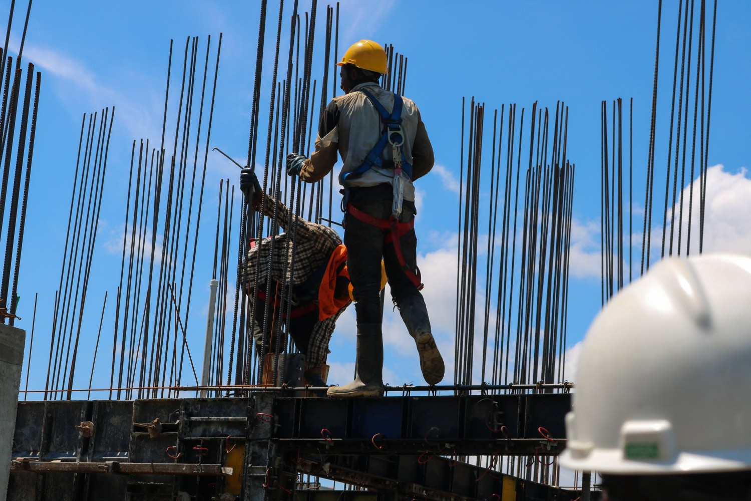 How can booming construction trades become more diverse?