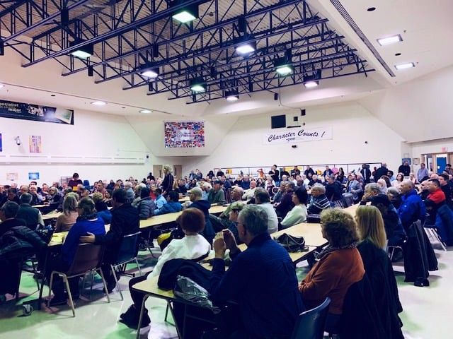 Hundreds protest development plan in Brampton's north end; issue highlights challenges of smart growth