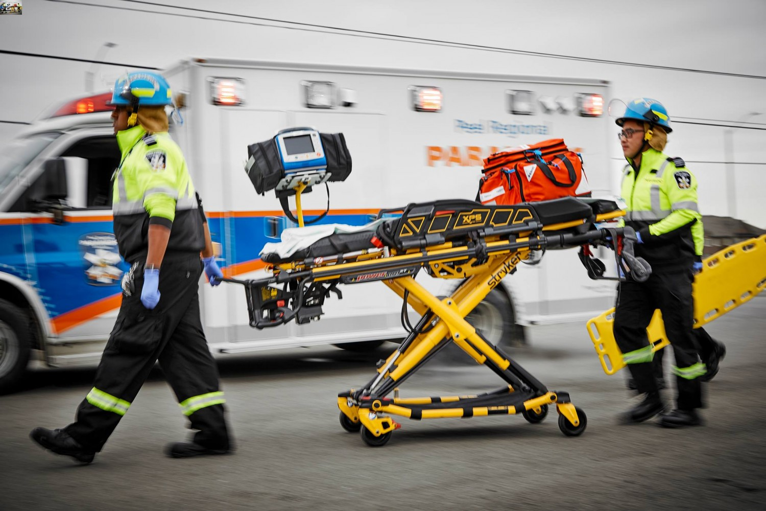In 2019, regional taxpayers funded more than 6,000 paramedic visits to Toronto Pearson International Airport