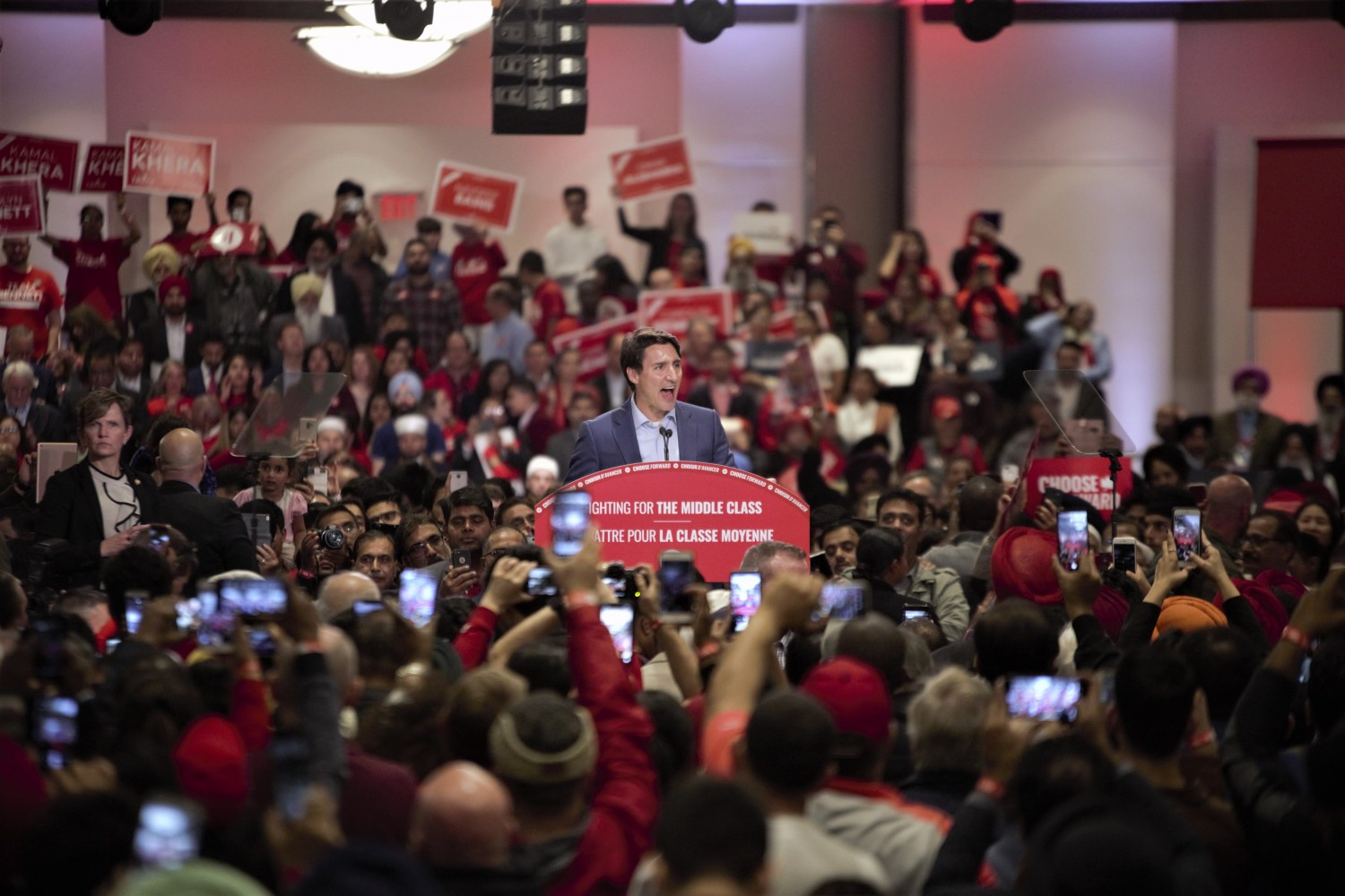 In the 905 and across the GTA, immigrant voters remain a key to Liberal success