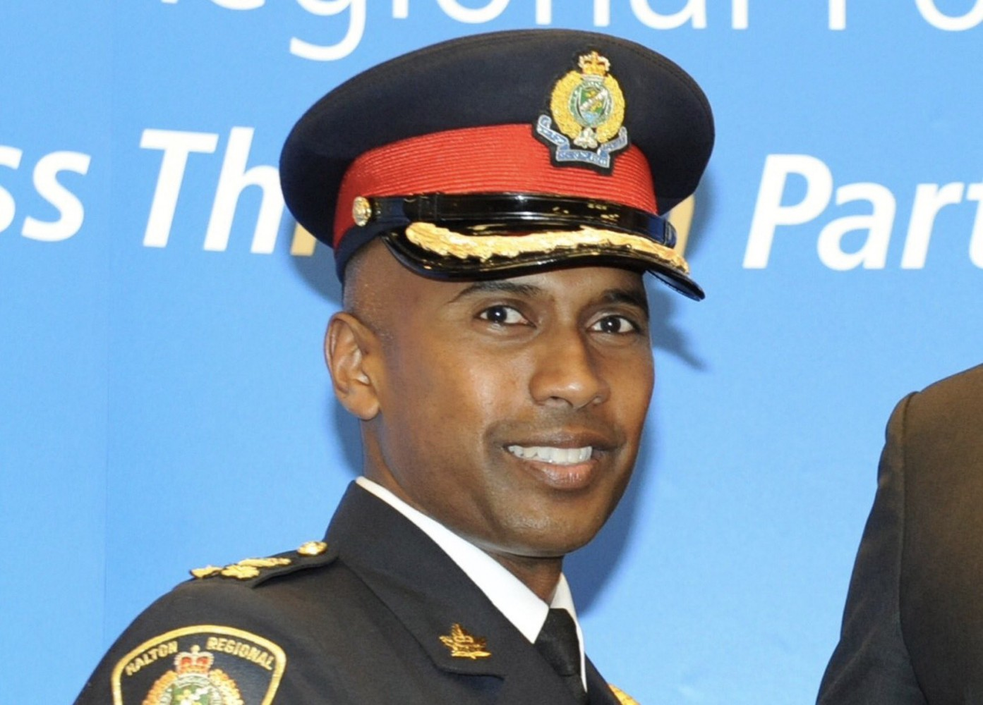 Incoming chief talks priorities and vision for Peel police