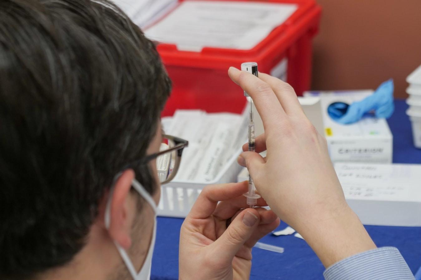 Inoculation ramp-up in Peel looks promising